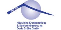 Kundenlogo Häusliche Krankenpflege & Seniorenbetreuung Doris Grübe GmbH