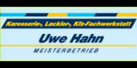 Kundenlogo Autolackiererei & Karosseriearbeiten Uwe Hahn