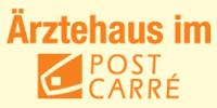 Kundenlogo Ärztehaus im Postcarre