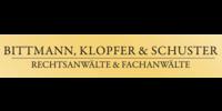 Kundenlogo Bittmann Klopfer Schuster