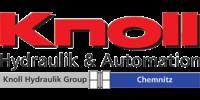 Kundenlogo Knoll Hydraulik GmbH & Co. KG