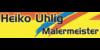 Kundenlogo von Malermeister Uhlig Heiko
