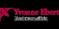 Kundenlogo Anwaltsbüro Ebert Yvonne