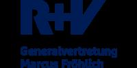 Kundenlogo R+V Marcus Fröhlich, Generalvertretung R+V Versicherungsgruppe R+V Marcus Fröhli