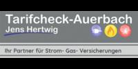 Kundenlogo Tarifcheck Auerbach Strom Gas Hertwig Jens
