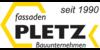 Kundenlogo von Bauunternehmen Fassaden Pletz GmbH