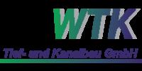 Kundenlogo WTK Tief- und Kanalbau GmbH