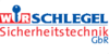 Kundenlogo von Sicherheitstechnik GbR Wolfgang & Roland Schlegel