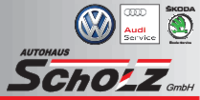Kundenlogo Autohaus Scholz GmbH