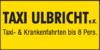 Kundenlogo von Taxi Ulbricht e.K.