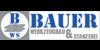 Kundenlogo von Bauer Werkzeugbau & Stanzerei