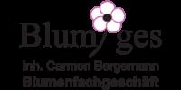 Kundenlogo Blumiges Inh. Carmen Bergemann