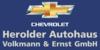 Kundenlogo von Herolder Autohaus Volkmann & Ernst GmbH