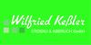 Kundenlogo von Wilfried Keßler Erdbau & Abbruch GmbH