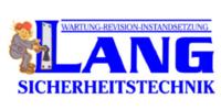 Kundenlogo Lang Bernhard Sicherheitstechnik und Schlüsseldienst