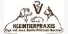 Kundenlogo von Pfützner-Bechler Beate DVM Kleintierpraxis