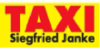 Kundenlogo von Janke Siegfried Taxi