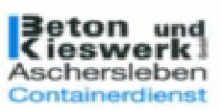 Kundenlogo Beton- und Kieswerk GmbH Aschersleben