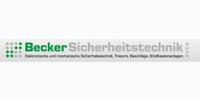 Kundenlogo Becker Sicherheitstechnik GmbH