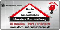 Kundenlogo Dannenberg Karsten Dach- und Fassadenbau