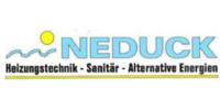 Kundenlogo Neduck Fred Meisterbetrieb Heizung · Sanitär · Bad