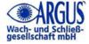 Kundenlogo von ARGUS Wach- und Schließgesellschaft mbH
