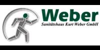 Kundenlogo Sanitätshaus Kurt Weber GmbH