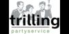 Kundenlogo von Partyservice Trilling GmbH