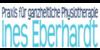 Kundenlogo von Eberhardt Ines (vormals Thomas Schindler) Praxis für ganzheitliche Physiotherapie