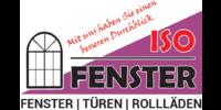 Kundenlogo ISO-FENSTER GmbH