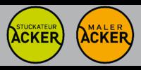 Kundenlogo Acker Peter - Stuckateurmeister