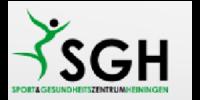 Kundenlogo Sport & Gesundheitszentrum Heiningen