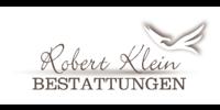 Kundenlogo Robert Klein Bestattungen