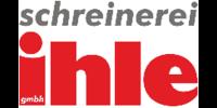 Kundenlogo Schreinerei Ihle GmbH