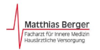 Kundenlogo von Berger Matthias Christian, Facharzt für Innere Krankheiten