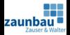 Kundenlogo von ZAUNBAU Zauser & Walter GbR
