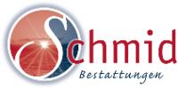 Kundenlogo B. Schmid Bestattungsinstitut GmbH