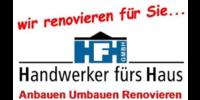 Kundenlogo Handwerker fürs Haus GmbH