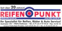 Kundenlogo Reifen Punkt GmbH - Meisterwerkstatt
