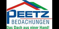 Kundenlogo Peetz-Bedachungen GmbH