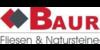 Kundenlogo von BAUR Markus Fliesen und Natursteine