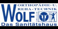 Kundenlogo Orthopädie- u. Reha-Technik Wolf