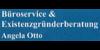 Kundenlogo von Büroservice & Existenzgründerberatung Angela Otto