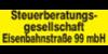 Kundenlogo von Steuerberatungsgesellschaft Eisenbahnstr. 99 mbH