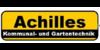 Kundenlogo von Achilles Günter Kommunal- und Gartentechnik e.K.