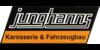 Kundenlogo von Junghanns Axel Karosserie- & Fahrzeugbau