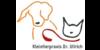 Kundenlogo von Tierarztpraxis für Kleintiere Dr.med. vet. Detlef Ullrich