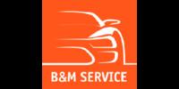 Kundenlogo B & M Service Brünner