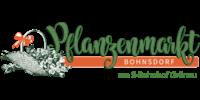 Kundenlogo Pflanzenmarkt Bohnsdorf