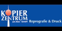 Kundenlogo Kopierzentrum am Alex GmbH